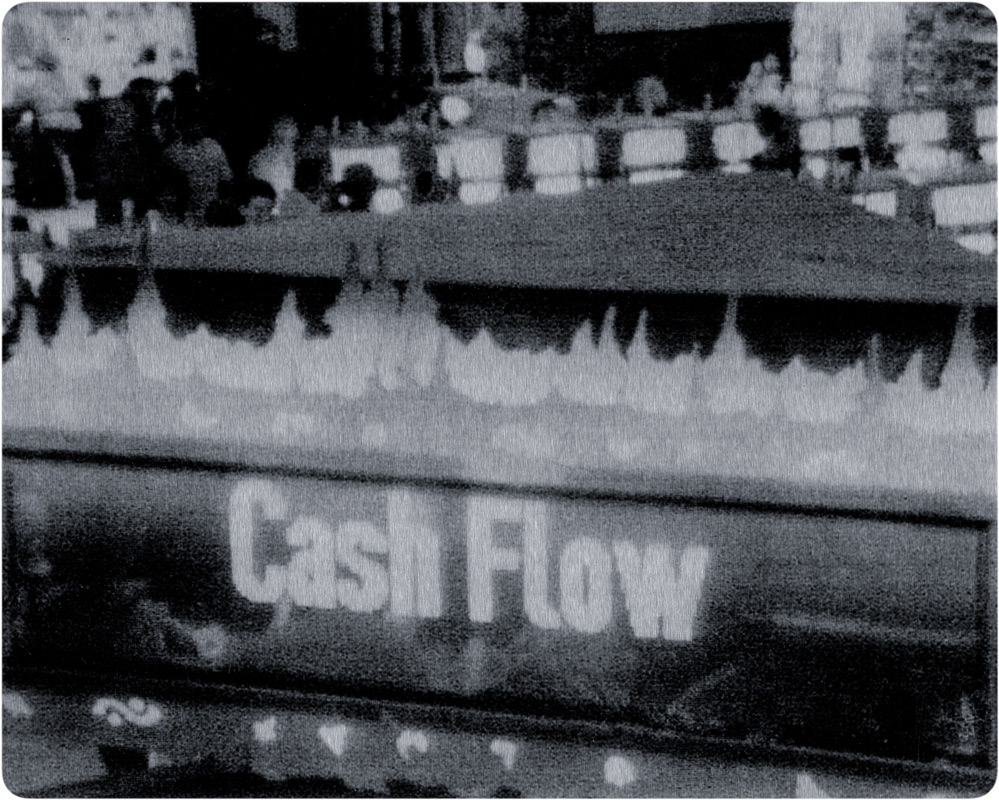 Lauren Grabelle, Cash Flow, 1998