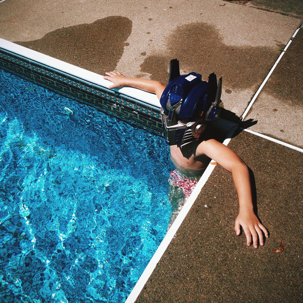 Shawna Gibbs, Cooling Off, My Summer with Optimus Prime, 2013