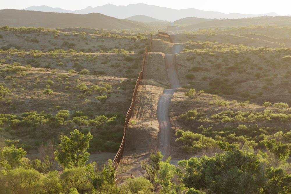 East of Nogales, Arizona ©Elliot Ross