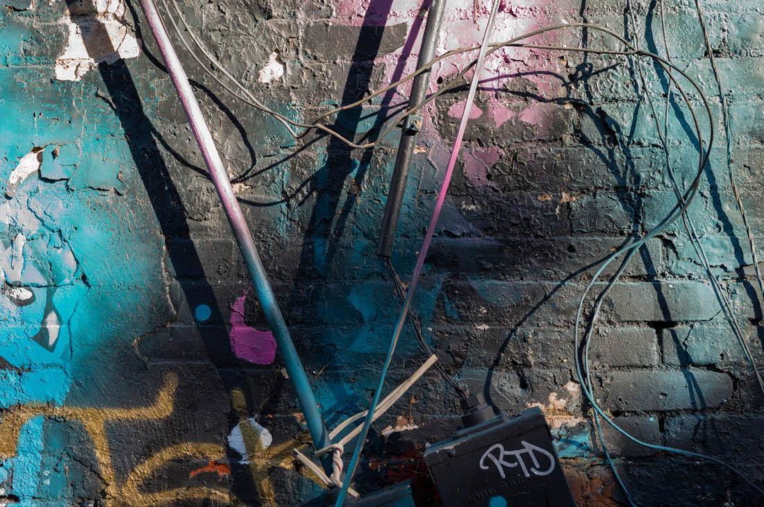 Alley 9, ©Stephen Podrasky