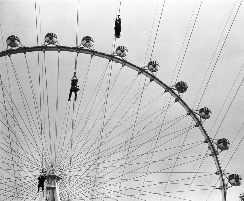 Wheel in the Sky, ©Dominic Adducci